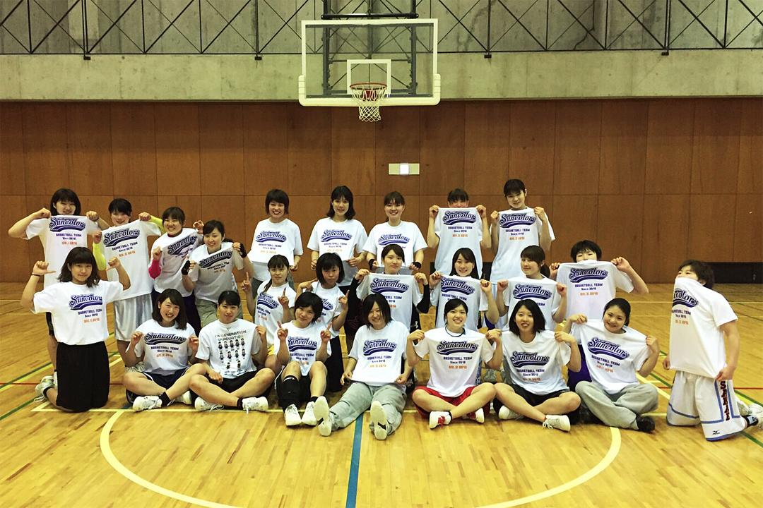 共栄大学女子バスケットボール部