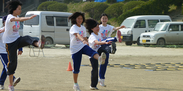 石巻中学校