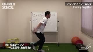 5-敏捷性/バランス