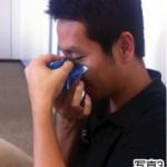 鼻血を止める方法